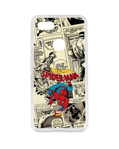 Amazing Spider-Man Comic Google Pixel 3 XL Clear Case