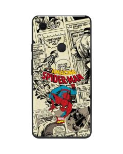 Amazing Spider-Man Comic Google Pixel 3 XL Skin