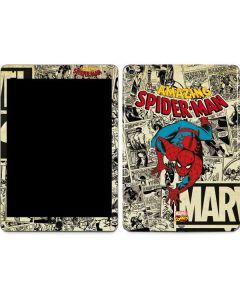 Amazing Spider-Man Comic Apple iPad Air Skin