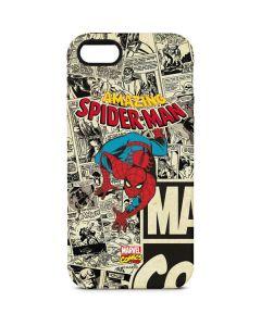 Amazing Spider-Man Comic iPhone 5/5s/SE Pro Case