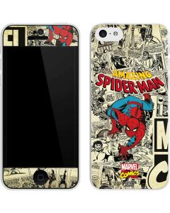 Amazing Spider-Man Comic iPhone 5c Skin