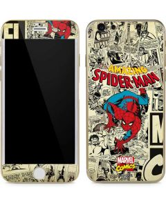 Amazing Spider-Man Comic iPhone 6/6s Skin