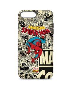 Amazing Spider-Man Comic iPhone 7 Plus Pro Case