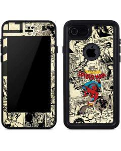 Amazing Spider-Man Comic iPhone 8 Waterproof Case