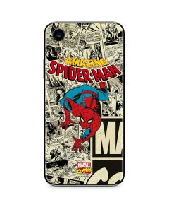 Amazing Spider-Man Comic iPhone XR Skin