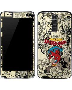 Amazing Spider-Man Comic K7/Tribute 5 Skin