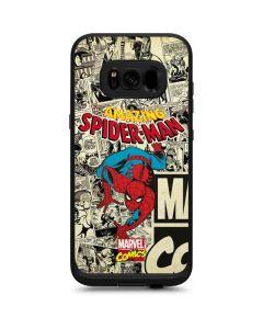 Amazing Spider-Man Comic LifeProof Fre Galaxy Skin