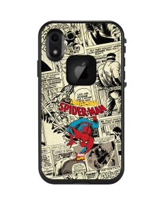 Amazing Spider-Man Comic LifeProof Fre iPhone Skin