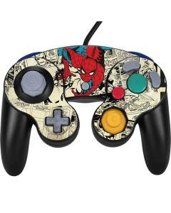 Amazing Spider-Man Comic Nintendo GameCube Controller Skin