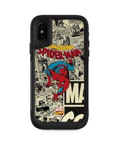 Amazing Spider-Man Comic Otterbox Pursuit iPhone Skin