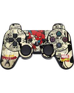 Amazing Spider-Man Comic PS3 Dual Shock wireless controller Skin
