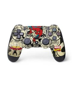 Amazing Spider-Man Comic PS4 Pro/Slim Controller Skin