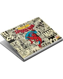 Amazing Spider-Man Comic Surface Book Skin