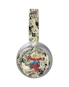 Amazing Spider-Man Comic Surface Headphones Skin