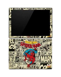 Amazing Spider-Man Comic Surface Pro 4 Skin