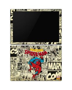 Amazing Spider-Man Comic Surface Pro 6 Skin