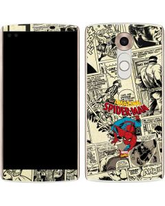 Amazing Spider-Man Comic V10 Skin