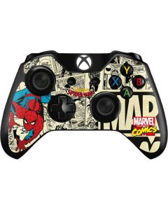 Amazing Spider-Man Comic Xbox One Controller Skin