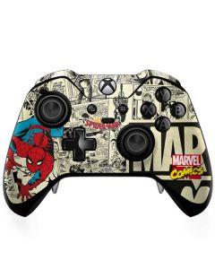 Amazing Spider-Man Comic Xbox One Elite Controller Skin