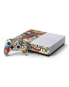 Amazing Spider-Man Comic Xbox One S All-Digital Edition Bundle Skin