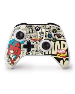 Amazing Spider-Man Comic Xbox One S Controller Skin