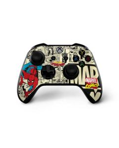Amazing Spider-Man Comic Xbox One X Controller Skin