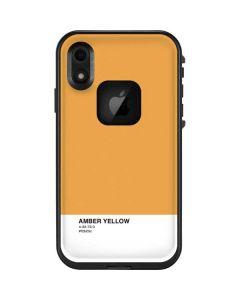 Amber Yellow LifeProof Fre iPhone Skin