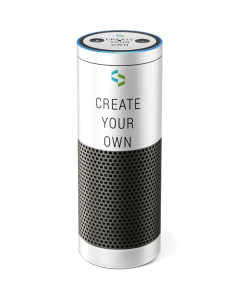 Custom Amazon Echo Plus Skin