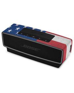 American Flag Distressed Bose SoundLink Mini Speaker II Skin