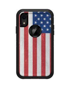 American Flag Distressed Otterbox Defender iPhone Skin