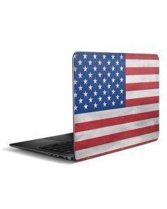 American Flag Distressed Zenbook UX305FA 13.3in Skin