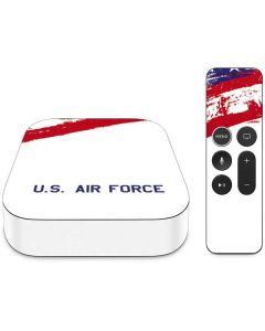 American Flag US Air Force Apple TV Skin