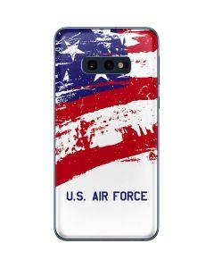 American Flag US Air Force Galaxy S10e Skin
