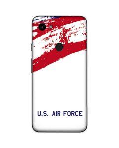 American Flag US Air Force Google Pixel 3a Skin