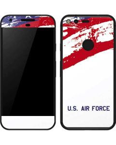 American Flag US Air Force Google Pixel Skin