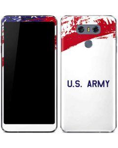 American Flag US Army LG G6 Skin