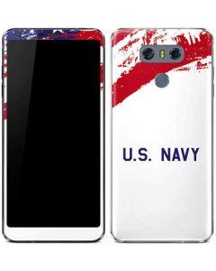 American Flag US Navy LG G6 Skin