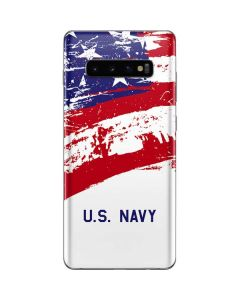 American Flag US Navy Galaxy S10 Plus Skin