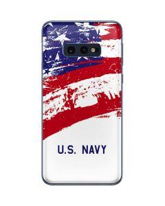 American Flag US Navy Galaxy S10e Skin