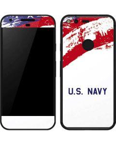American Flag US Navy Google Pixel Skin