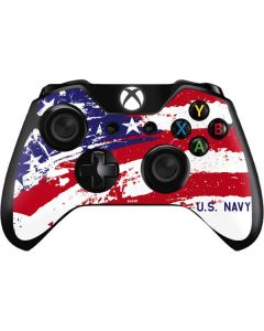 American Flag US Navy Xbox One Controller Skin