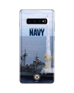 Americas Navy Galaxy S10 Plus Skin
