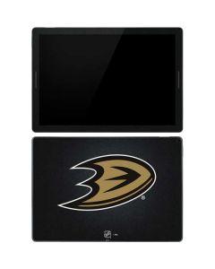 Anaheim Ducks Black Background Google Pixel Slate Skin