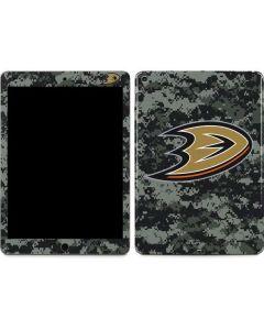 Anaheim Ducks Camo Apple iPad Air Skin