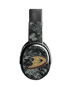 Anaheim Ducks Camo Skullcandy Crusher Wireless Skin