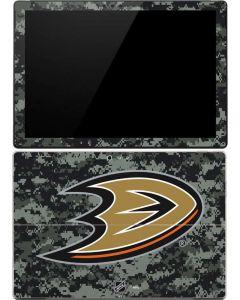 Anaheim Ducks Camo Surface Pro 4 Skin