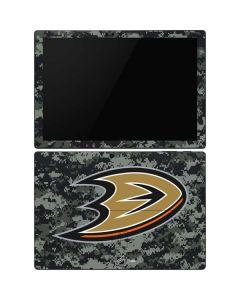 Anaheim Ducks Camo Surface Pro 6 Skin