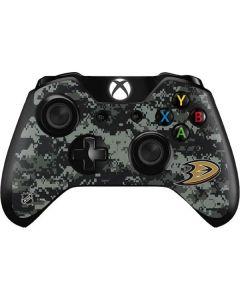Anaheim Ducks Camo Xbox One Controller Skin