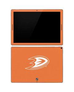 Anaheim Ducks Color Pop Google Pixel Slate Skin