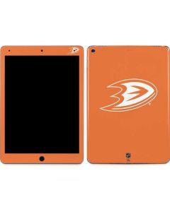 Anaheim Ducks Color Pop Apple iPad Air Skin
